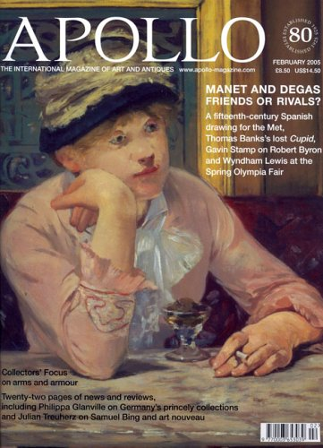 Apollo: The Magazine of International Art and Antiques