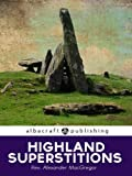img - for Highland Superstitions book / textbook / text book
