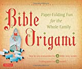 Bible Origami Kit: Paper-Folding Fun for your Family! [Origami Kit with Book, 72 Papers, 6 experiences, and 72 designs]