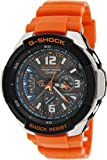 Casio G-Shock Men's Funk-Solar Collection Analogue Quartz Watch GW-3000M-4AER