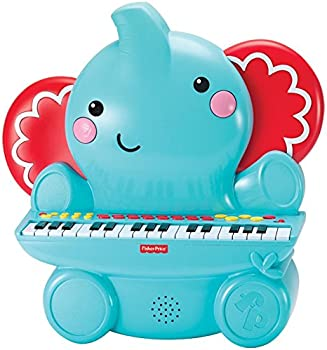 Fisher Price Elephant Piano Toy