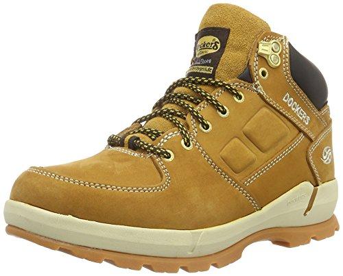 dockers-by-gerli-herren-39or003-302910-combat-boots-gelb-golden-tan-910-46-eu