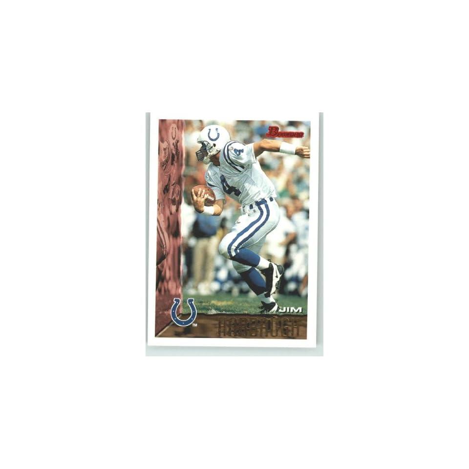 promo code 53d39 e6ffe 1995 Bowman  272 Jim Harbaugh Indianapolis Colts