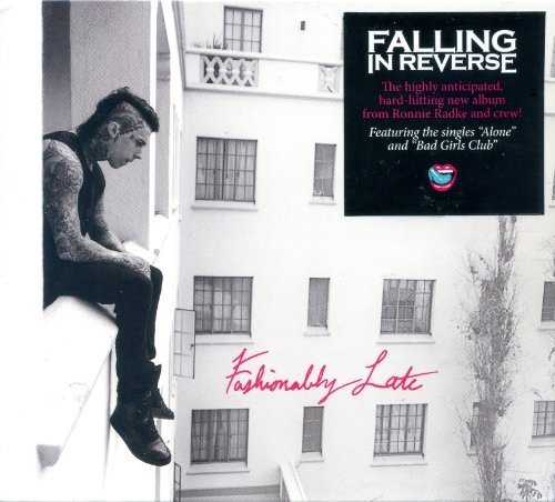 Fashionably Late with Collectible Poster by Falling In Reverse (2013-01-01)