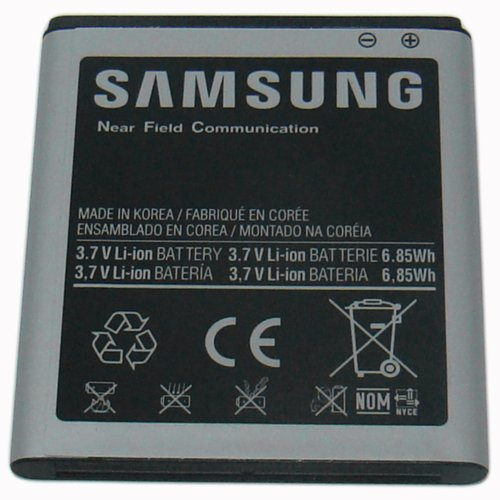 Samsung 1850mA Li-Ion Standard Battery for T-Mobile Samsung Galaxy S II Hercules T989