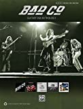 img - for Bad Company Guitar Tab Anthology Authentic Guitar Tab Edition (Authentic Guitar-Tab Editions) book / textbook / text book