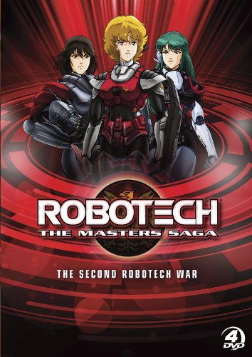 Robotech: The Masters Saga [DVD9] [Latino]