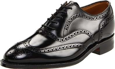 Johnston & Murphy Men's Waverly Oxford,Black,7 D