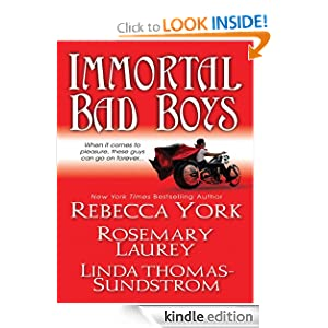 Amazon.com: Immortal Bad Boys eBook: Rosemary Laurey, Linda Thomas