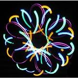 EmazingLights Alice in Wonderland 4-Light Rave Orbit Light Toy - As Seen on Shark Tank!