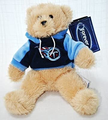 Tennessee Titans official NFL Special fabric Hoody teddy bear