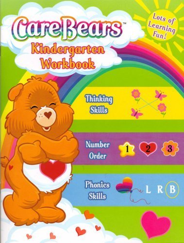 Care Bears Kindergarten Workbook