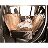 Valentina Valentti Luxe Micro-Velvet Pet Car Seat Protective Cover - Hammock