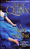 A Night Like This (0062072900) by Quinn, Julia