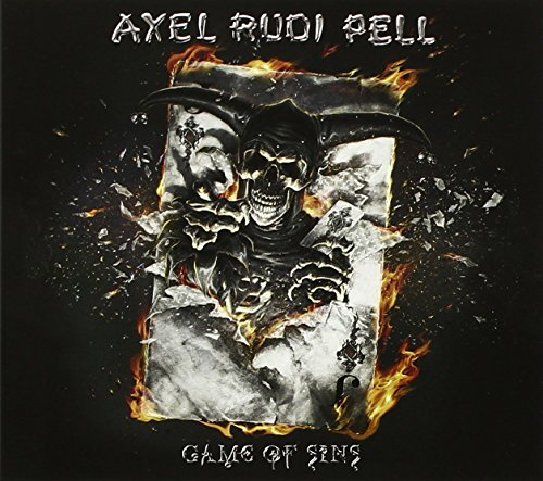 Axel Rudi Pell - Game of Sins (Deluxe Edition) - Zortam Music