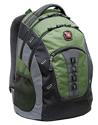 Swissgear GA-7335-07 Granite 15.4 Inch Laptop Backpack by Wenger