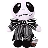 """The Nightmare Before Christmas Baby Jack Skellington 8"""" Plush Toy Doll"""