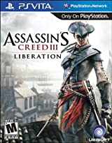 Assassin's Creed III: Liberation PSVITA.