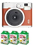 Fujifilm Instax Mini 90 Neo Classic Instant Camera (with 60 Shot Films)