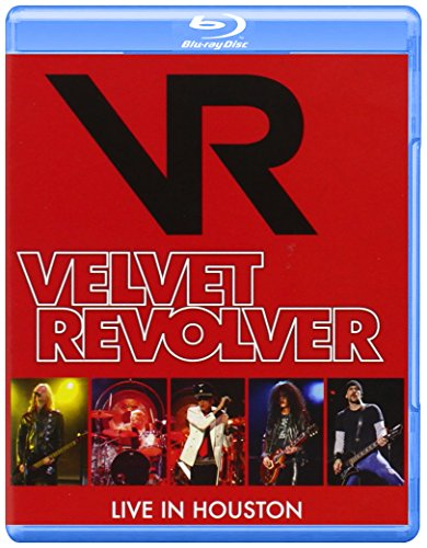 Velvet revolver - Live in Houston + Live at Rockpalast 2008