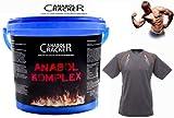 Anabol Komplex, Whey Protein (2,27Kg Vanille oder Banane) + Sportstyle Muskelshirt, Sonderangebot Anabol Cracker
