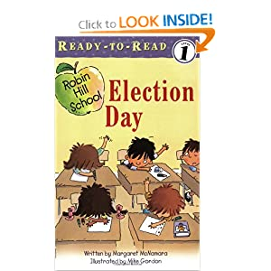 Election Day (Ready-to-Read. Level 1)
