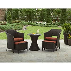 5 piece dining sets better homes and Better homes and gardens patio furniture