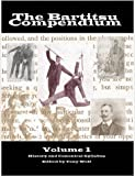 img - for The Bartitsu Compendium, Volume 1: History and the Canonical Syllabus book / textbook / text book
