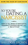 "So Youre Dating a Narcissist: Know the Signs of Narcissism: How to Tell When its Narcissistic Personality Disorder and Not Just a ""Bad Attitude"""