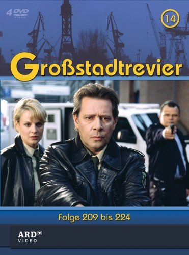 Großstadtrevier - Box 14 (Staffel 19) (4 DVDs)