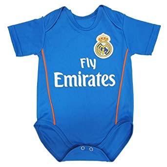 Amazon Real Madrid Away Baby Suit 0 9 months 2014