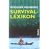 "Survival-Lexikonvon ""R�diger Nehberg"""