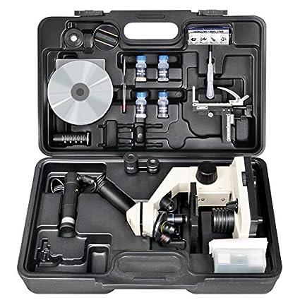 Bresser Biolux Mikroskop Schülermikroskop