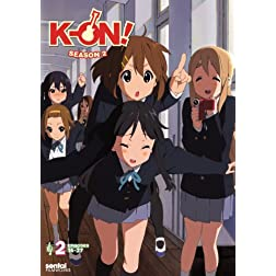 K-On! Season Two, Collection 2