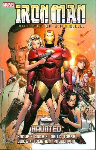 Iron Man Vol. 5: Haunted front-633272
