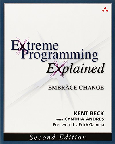 Extreme programming explained: embrace change