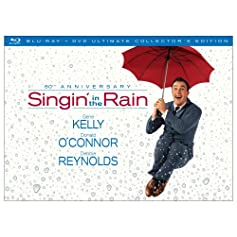 """Singin' in the Rain"" and ""Sound of Music"" on Blu-ray starting at 53% Off"