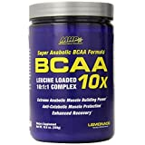 MHP BCAA 10x Supplement, Lemonade, 10.6 Ounce