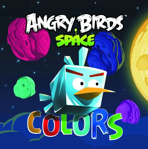 Angry Birds Space: Colors Board Book (Angry Birds Color Book compare prices)