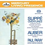Auber & Supp� Overtures