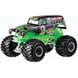 Mattel Hot Wheels Monster Jam 1:24 Grave Digger Die-cast Vehicle