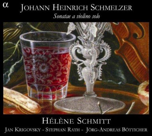 Johann Heinrich Schmelzer: Sonatae a Violino Solo