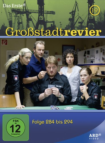 Großstadtrevier - Box 19, Folge 284 bis 294 [4 DVDs]