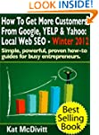 Local SEO:  How To Get More Customers...