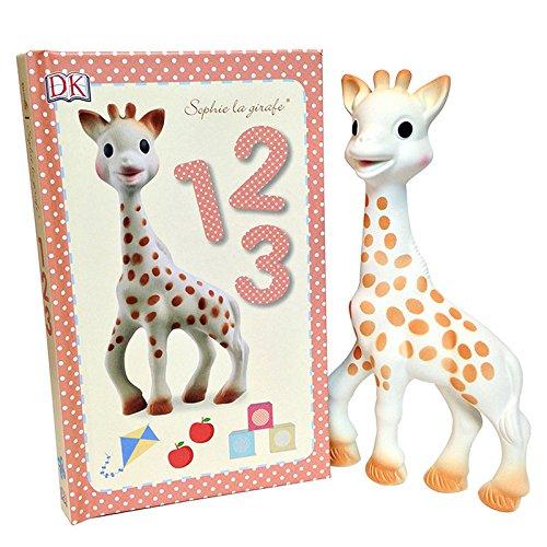 Sophie La Girafe Giraffe Teether And Book Set Save 20