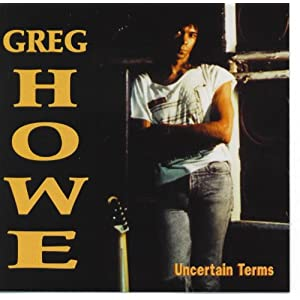 Amazon.com: Uncertain Terms: Greg Howe: Music