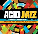 echange, troc Various Artists - Acid Jazz Complete Anthology 1968 - 2010