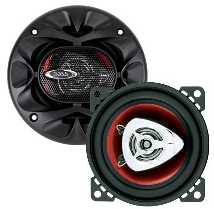 Boss CH4220 Chaos Series 4-Inch 2-Way Speakers (Pair)