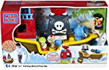 51FLTBWsQ0L. SL160  Mega Bloks Pull Along Musical Pirate Ship