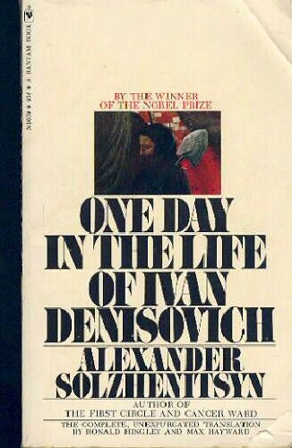 one day in the life of ivan denisovich essays